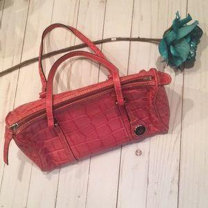 Dooney & Bourke Vintage  pink shoulder bag